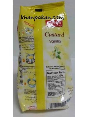 Rafhan Custard ,Vanilla 300 Gms